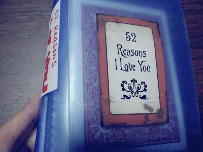 52 Reasons Why I Love You Template Powerpoint