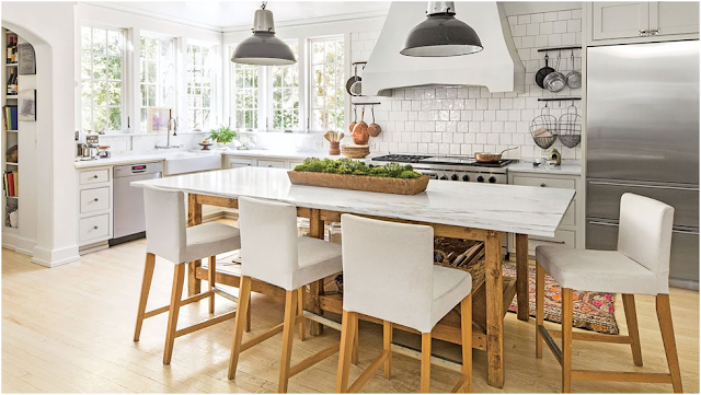 A Kitchen Designed to Make Style and Luxury Look