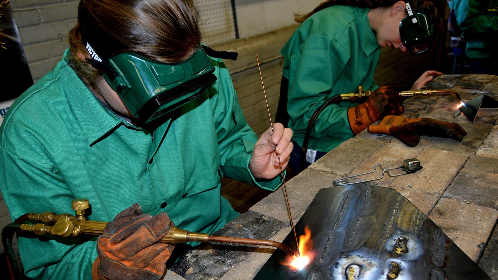 Vocational Education In The United States Trade