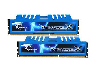 Merk RAM DDR3 Terbaik Untuk Upgrade PC Game - RipjawsX - THE 330K