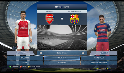 PES 2015 PTE Patch 2015