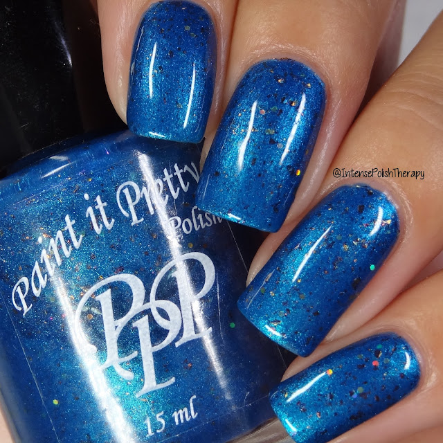Paint It Pretty Polish I Am The Only One Of My Kind