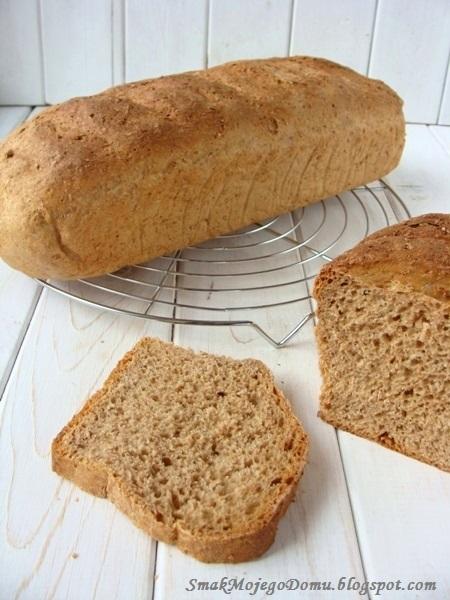 Chleb mieszany pszenno - żytni