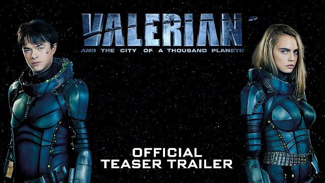 Valerian and the City 2 Full Movie