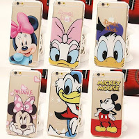 custom case donald duck & daisy