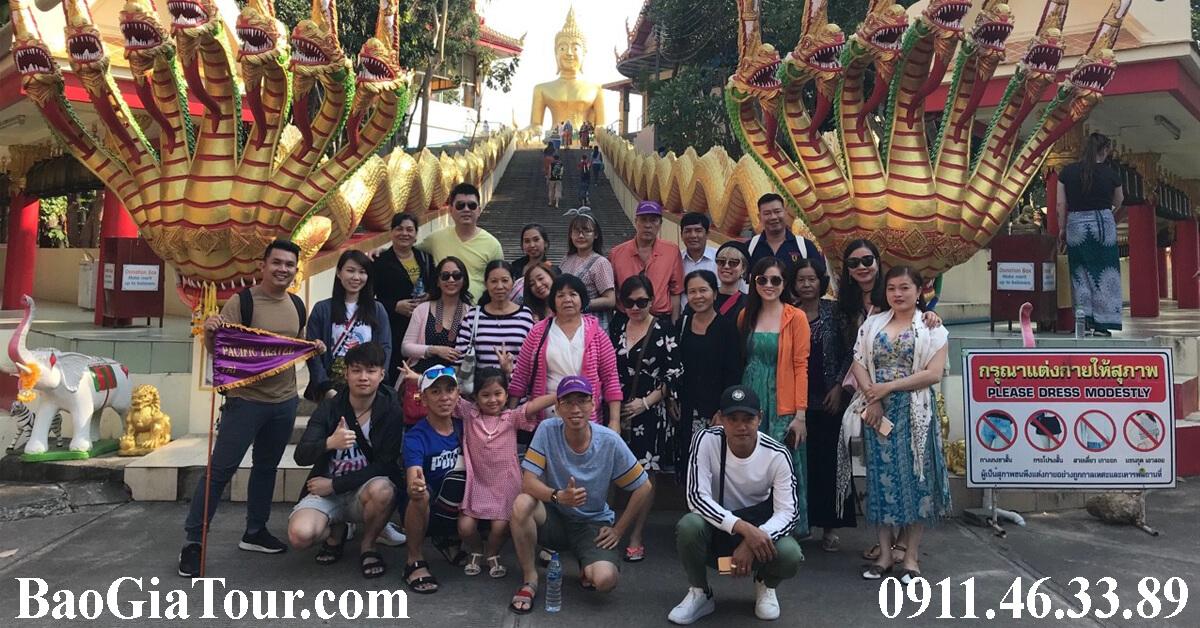 CTY Du Lịch Pacific Travel nhà tổ chức tour nước ngoài chuyên nghiệp