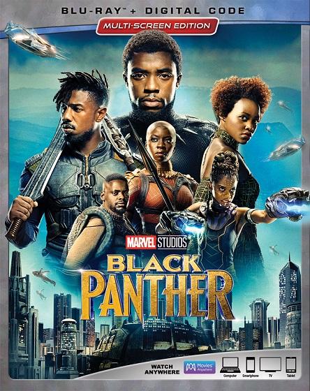 Black Panther IMAX (Pantera Negra IMAX) (2018) m1080p BDRip 16GB mkv Dual Audio DTS-HD 7.1 ch