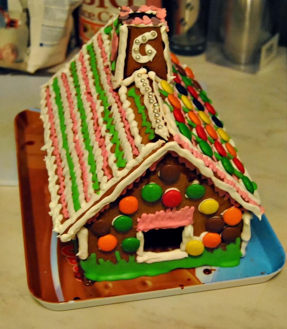 Christmas Gingerbread House Decoration Ideas & CupcakeLovers: Christmas Gingerbread House Decoration Ideas