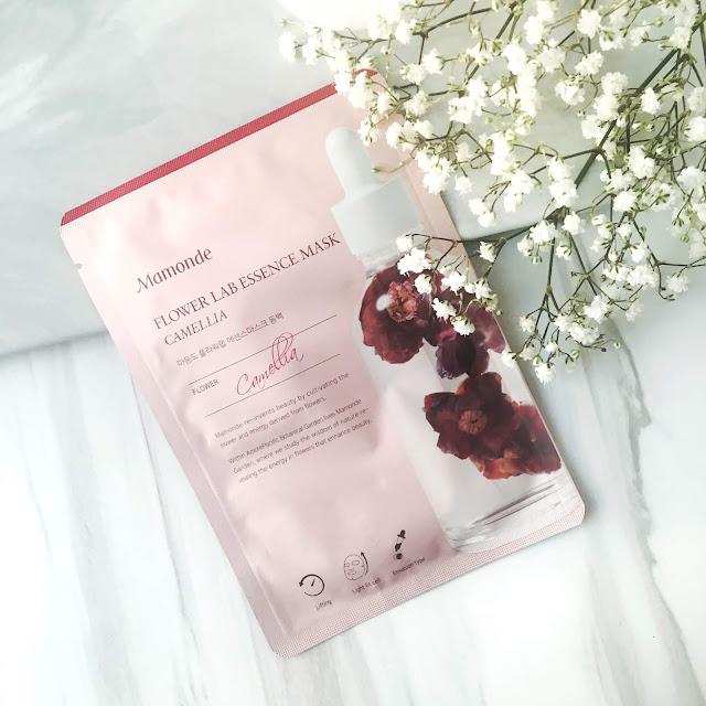 Mamonde Camellia Mask