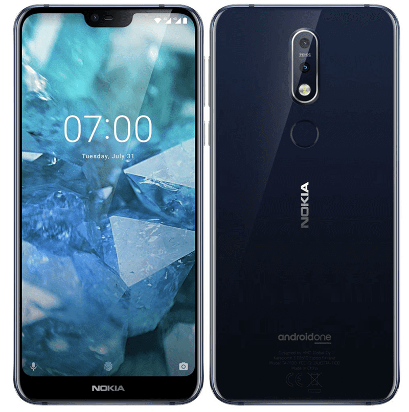 Nokia 7.1 with PureDisplay, HDR10, and ZEISS optics goes official