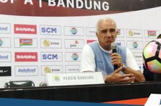 Mario Gomez: Postur Bukan Krieria Pemain Baru Incaran Persib Bandung