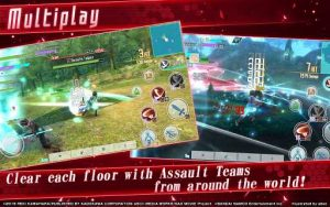 Download Sword Art Online Integral Factor Mod Apk 2018