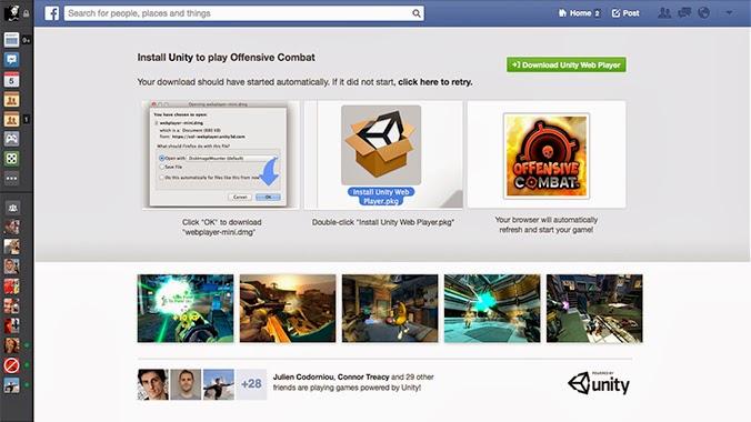 Crear Un Juego Para Facebook Con Unity Programa Videojuegos