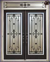 Mengerjakan Pintu Besi di Makassar
