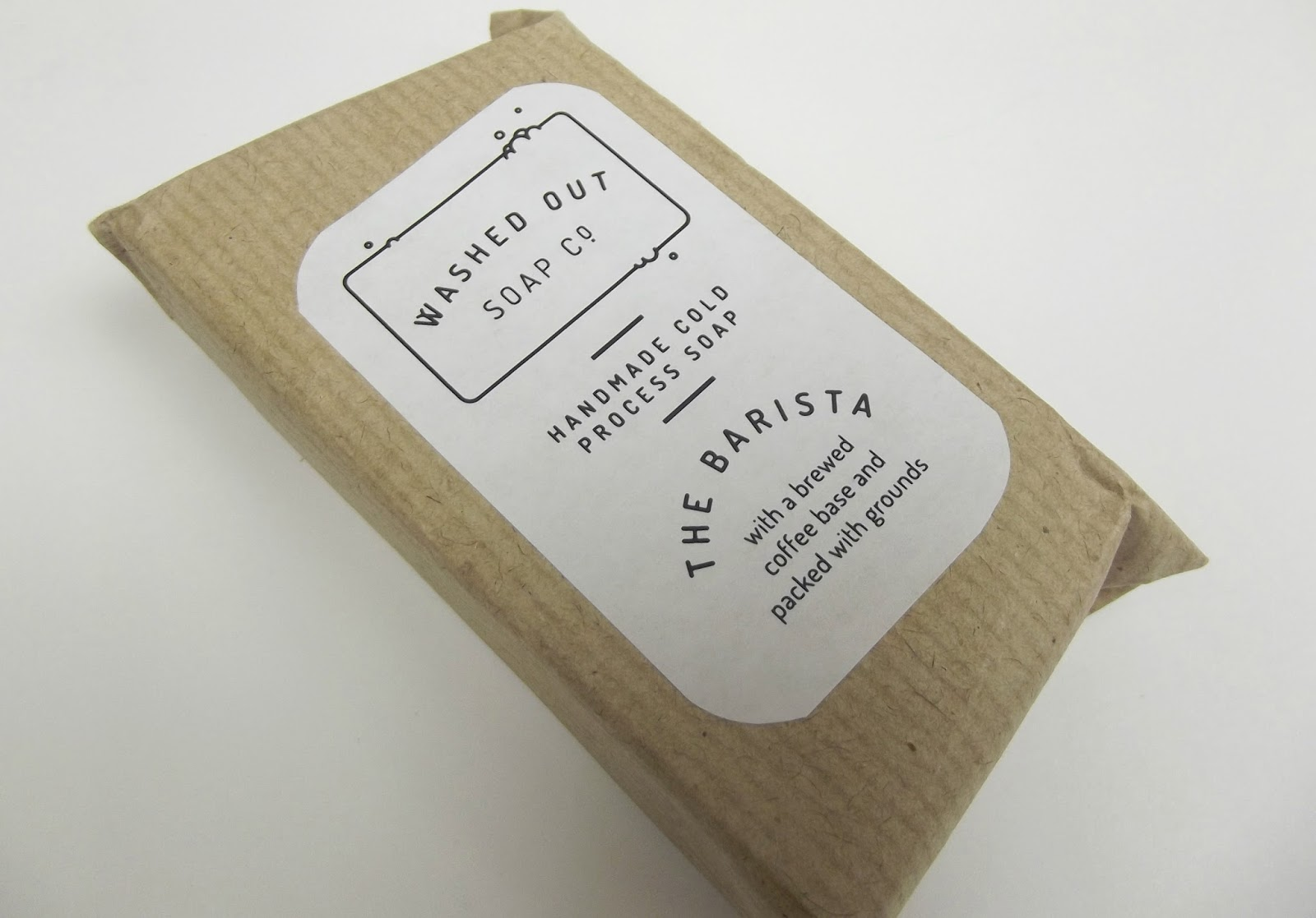 Washed Out Soap Company The Barista