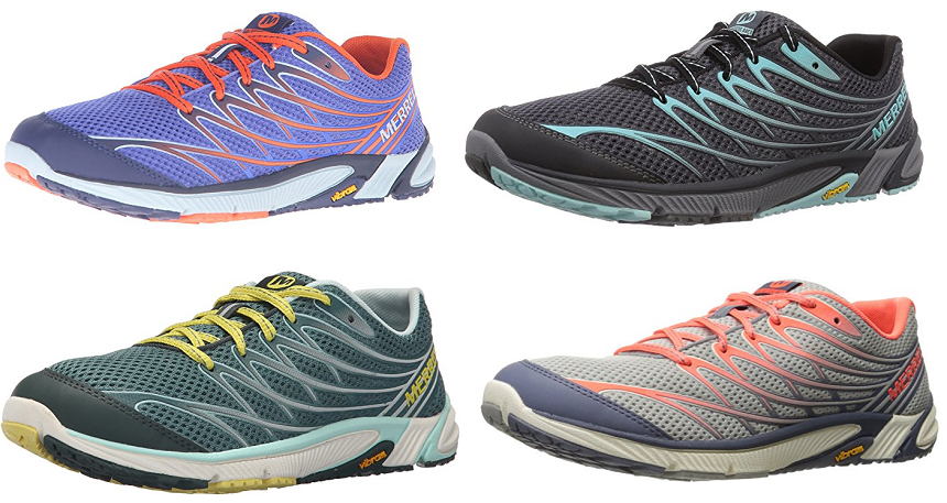 Merrell Arc 4 Trail Running Shoes only $57 (reg $95) + free shipping