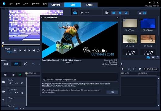 corel videostudio pro x10 keygen
