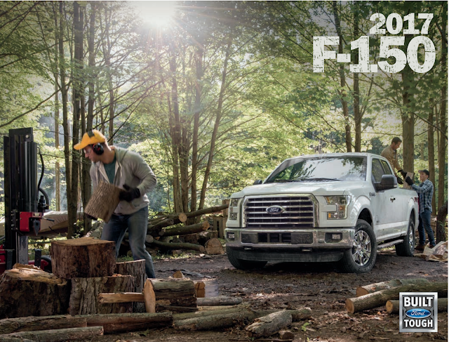 Downloadable 2017 Ford F-150 Brochure from North Brothers