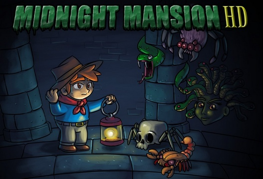 Games: Midnight Mansion HD