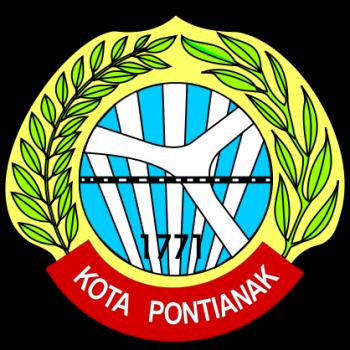Logo Kota Pontianak PNG