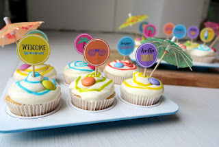 Summer toppers FREE PRINTABLE