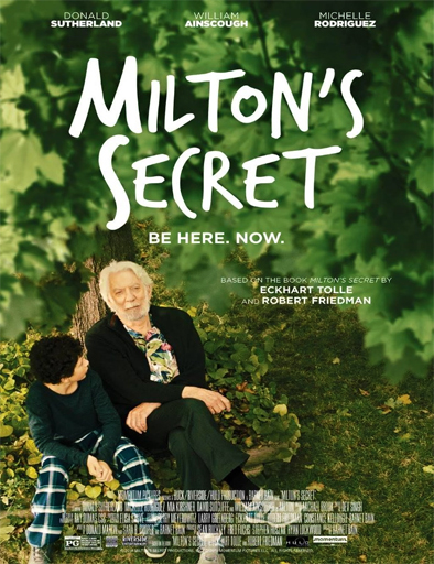 Ver Milton's Secret (2016) Online