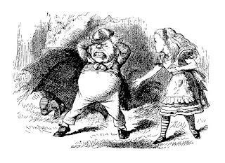 alice in wonderland illustration digital
