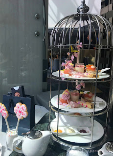 Afternoon Tea-Birdcage