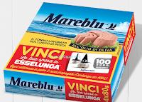 Logo Con Tonno MareBlu vinci 450 Card Esselunga da 100euro