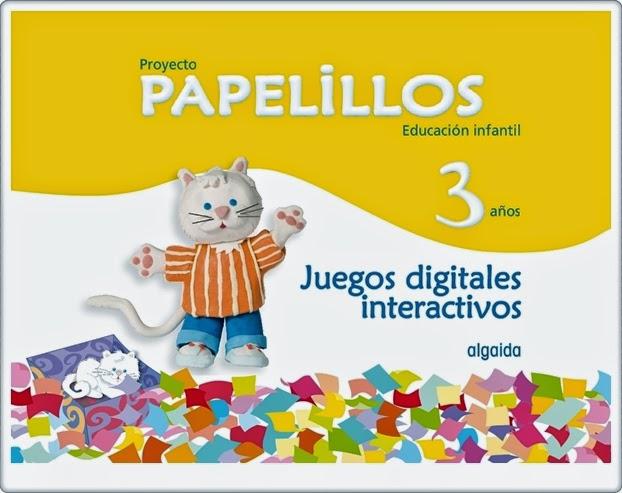 Juegos Educativos Online Gratis Papelillos Educacion Infantil De