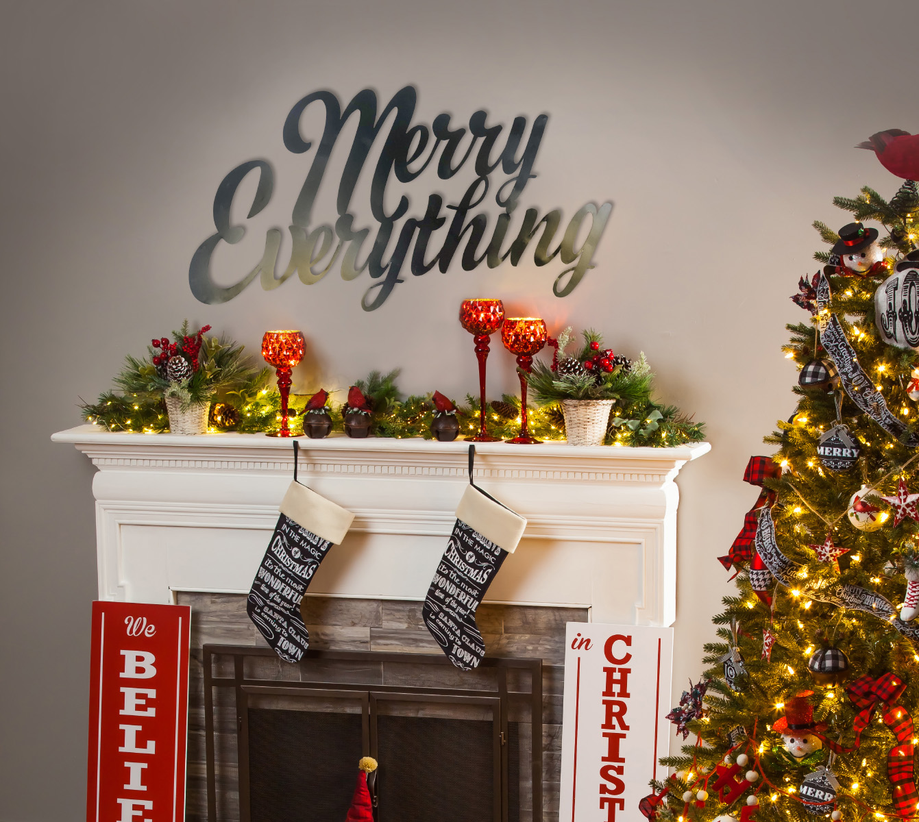 to indoor and outdoor wall dcor with heartwarming sentiments universal elements like these extend the life of this trend throughout the fall season - 2017 Christmas Trends Decor