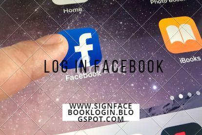 Log In Facebook