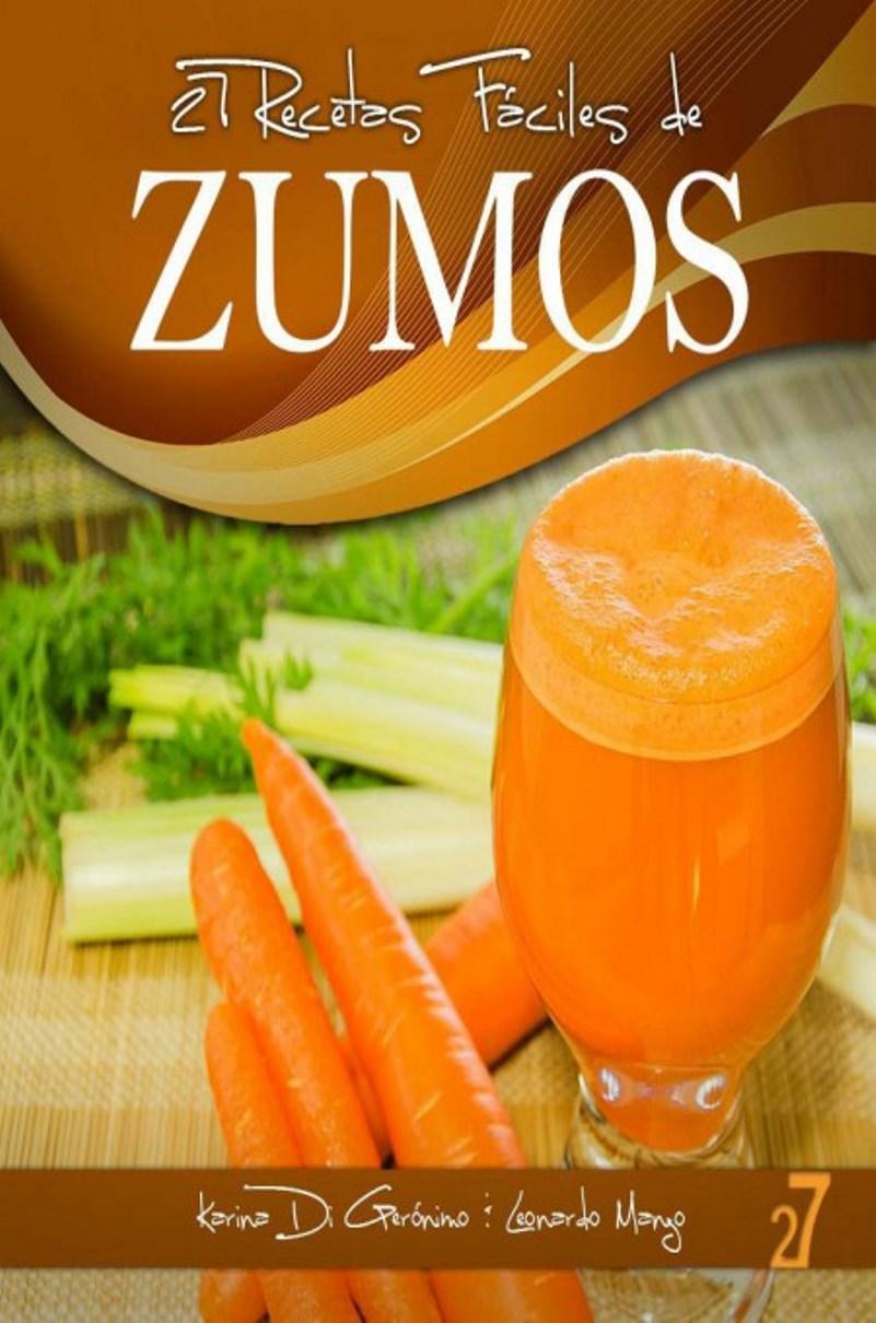 27 Recetas fáciles de zumos – Karina Di Gerónimo