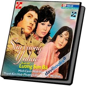 Cover dĩa CD Cải lương Sầu Vương Ý Nhạc