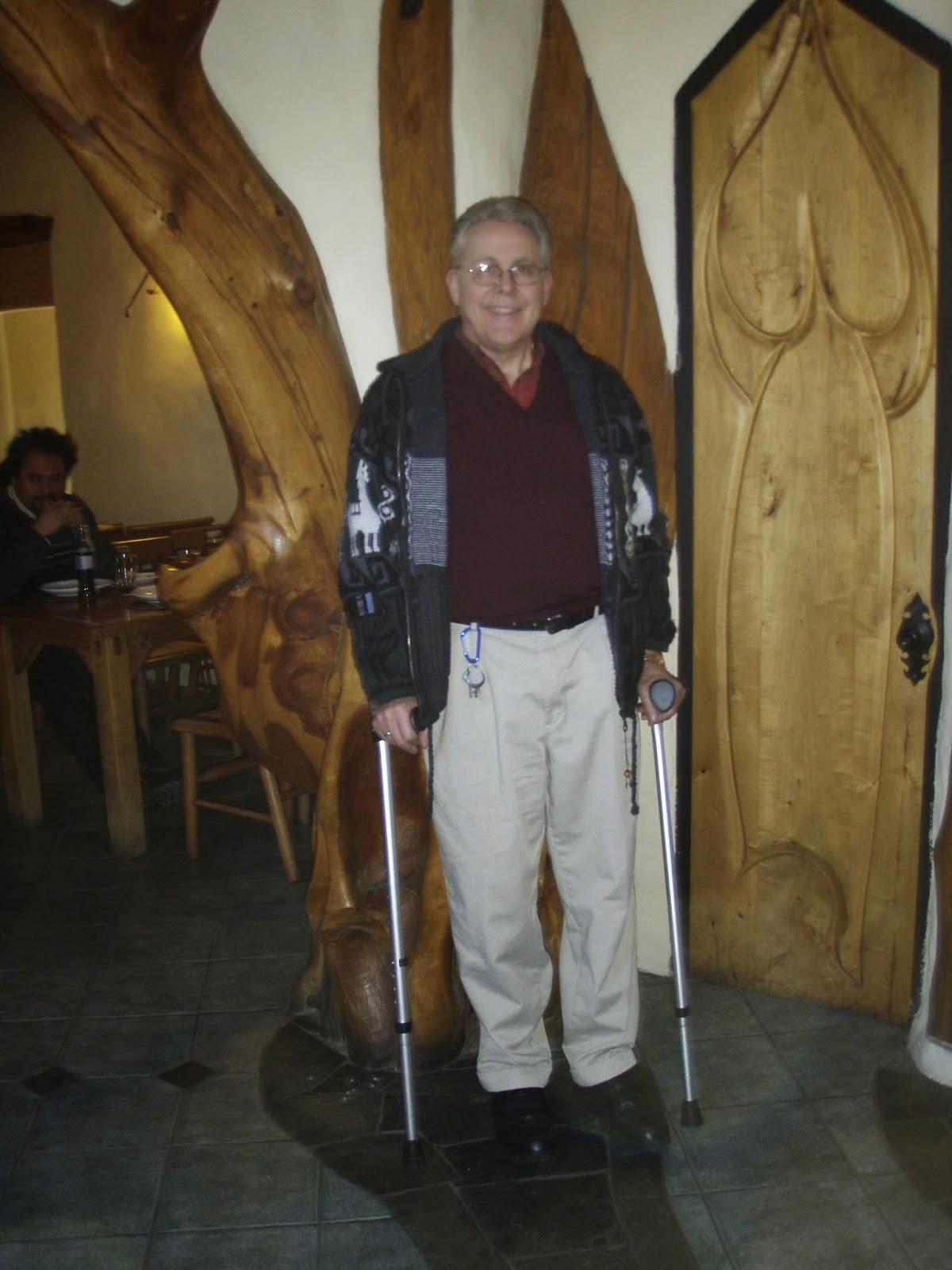 Papa's Blog: IBM (Inclusion Body Myositis)