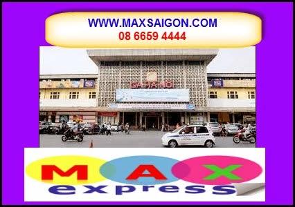 Dịch vụ vận chuyển hàng hóa ga Hà Nội - Max Sài Gòn