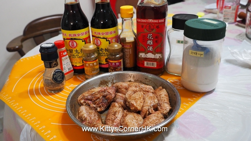Bandit Chicken Wings 土匪雞翼 自家食譜 home cooking recipes