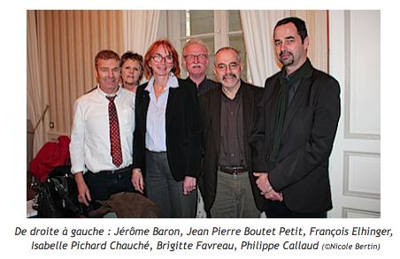 c23186af7e0e Nicole Bertin Infos  Saintes   Jérôme Baron démissionne du conseil ...