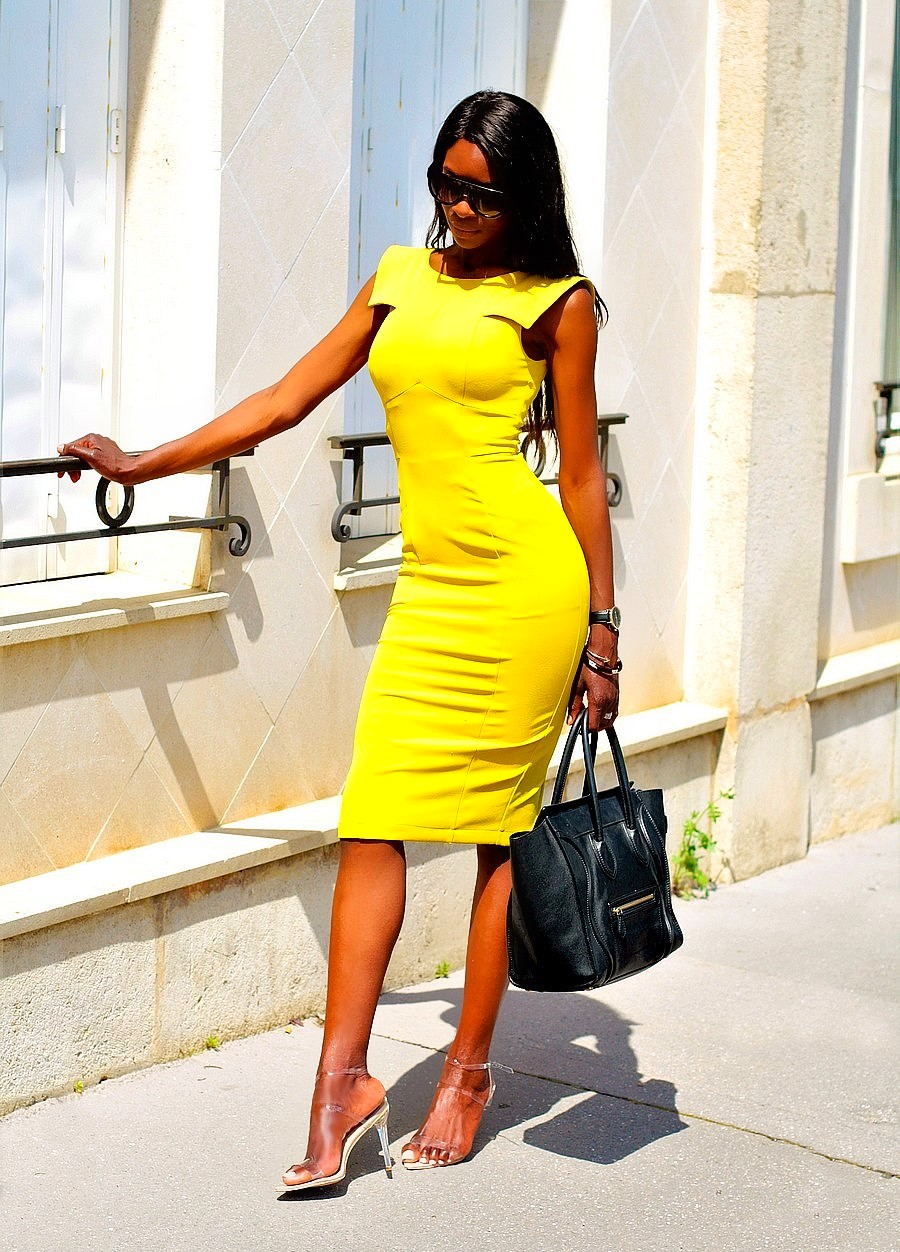 celine-mini-luggage-robe-fourreau-inspiration-look-chic