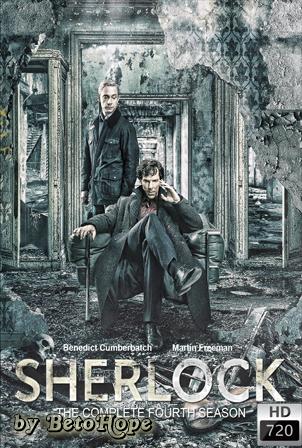 Sherlock Temporada 4 [720p] [Latino-Ingles] [MEGA]