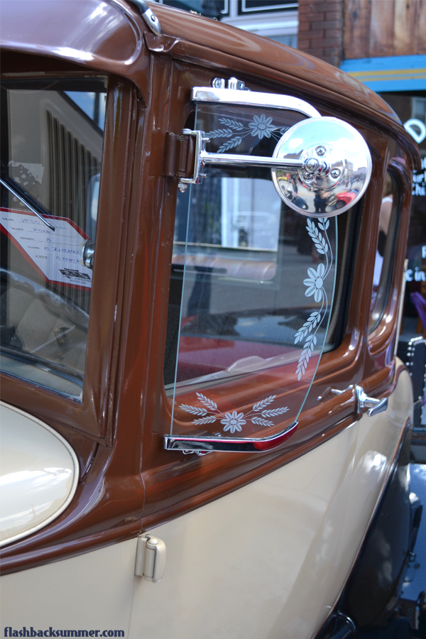 Flashback Summer: C-Street Car Show for the Kilties 2016