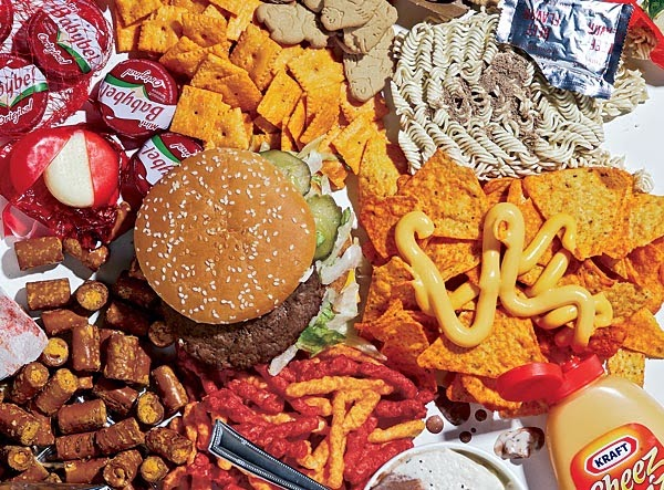 Processed Foods Sometimes Better Than Natural Foods