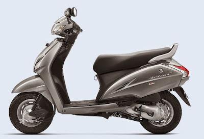 Honda Activa 3G scooter image HD