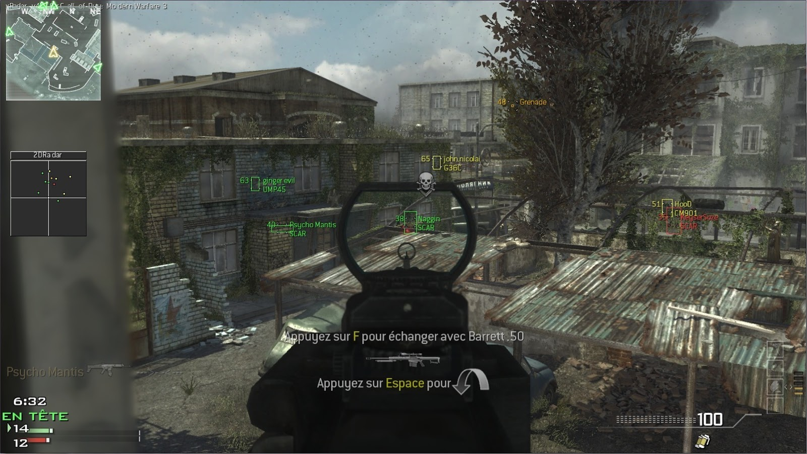 Call of duty mw3 hack tool | [Information] CoD8 Modern