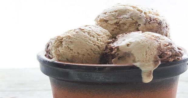 Coffee Chocolate Ripple Ice Cream Recipe