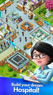 My Hospital Mod Apk Unlimited Money Offline