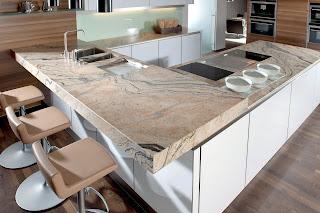 Naturstein Arbeitsplatten Küche