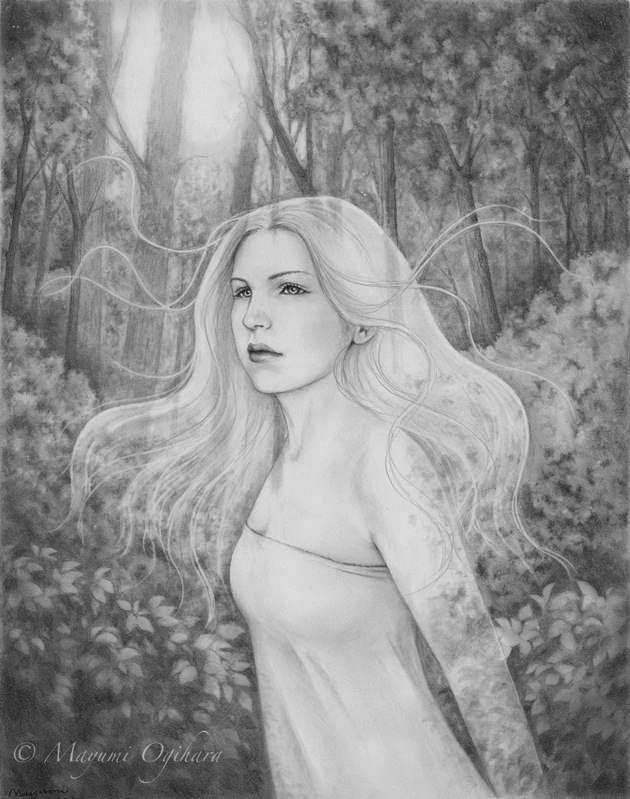 Spirited Away by Enchanted Visions Artist Mayumi Ogihara