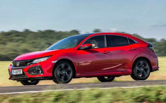 Honda Civic diesel tem consumo de 24 km/l e câmbio de 9