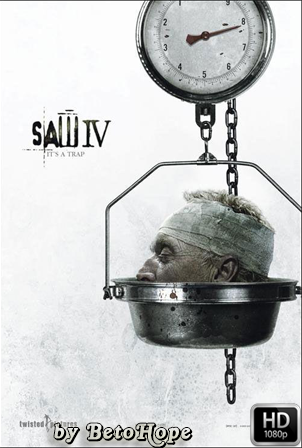 Saw 4 [2007] [Latino-Ingles] HD 1080P  [Google Drive] GloboTV
